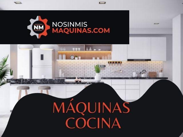 maquinas cocina